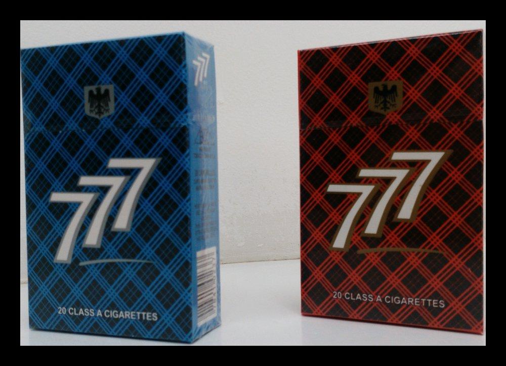 Comprar Cigarrillos 777